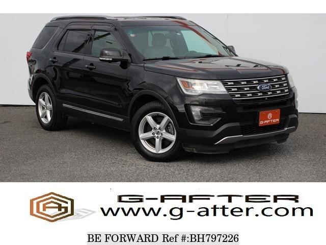 Used 2015 FORD EXPLORER BH797226 for Sale