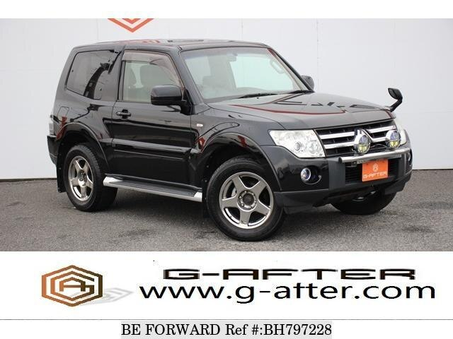 Used 2007 MITSUBISHI PAJERO BH797228 for Sale