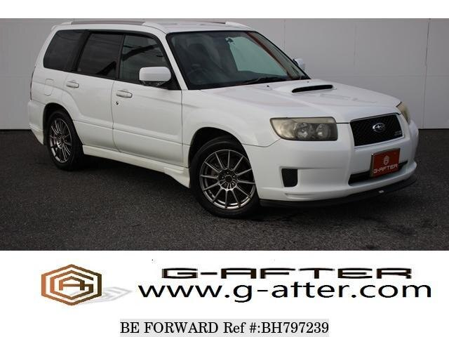Used 2007 SUBARU FORESTER BH797239 for Sale