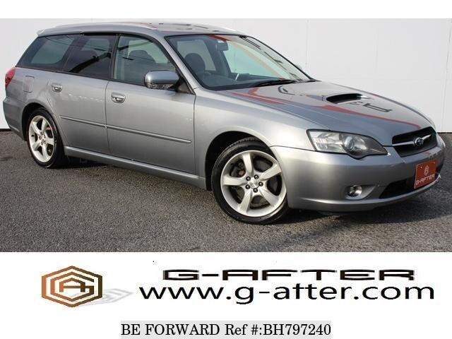 Used 2004 SUBARU LEGACY TOURING WAGON BH797240 for Sale