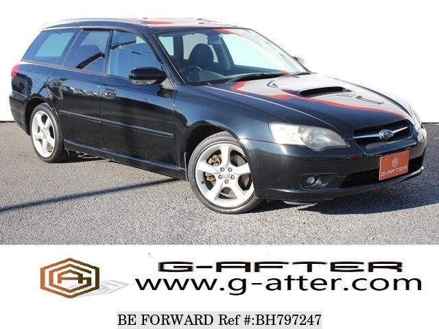 Used 2005 SUBARU LEGACY TOURING WAGON BH797247 for Sale