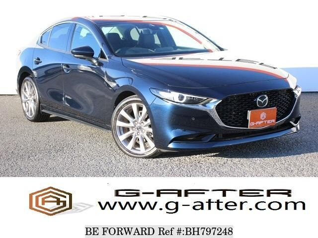 Used 2019 MAZDA MAZDA3 BH797248 for Sale