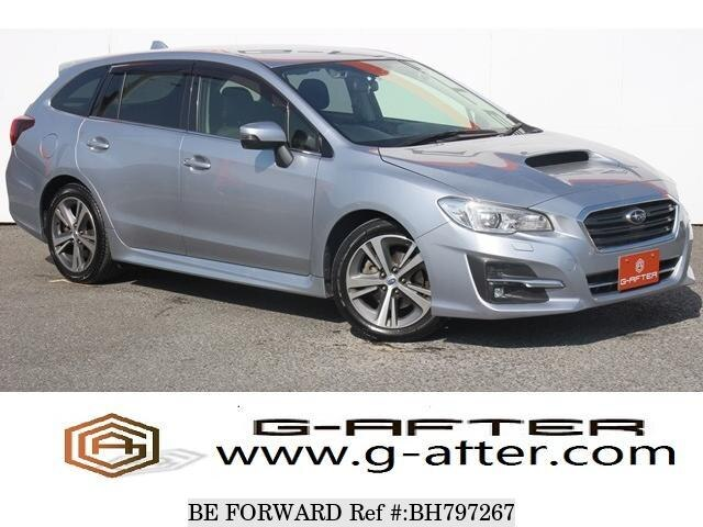 Used 2017 SUBARU LEVORG BH797267 for Sale