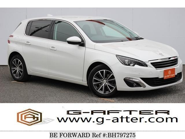 Used 2016 PEUGEOT 308 BH797275 for Sale