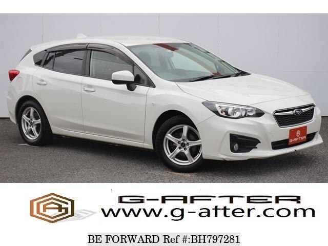 Used 2018 SUBARU IMPREZA SPORTS BH797281 for Sale