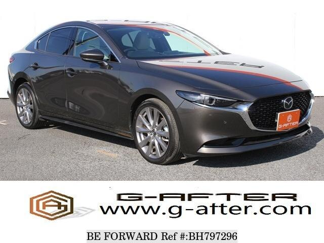 Used 2019 MAZDA MAZDA3 BH797296 for Sale