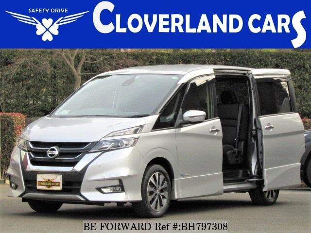 Used 2016 NISSAN SERENA BH797308 for Sale