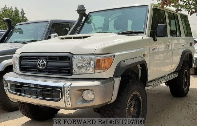 Used 2017 TOYOTA LAND CRUISER BH797309 for Sale