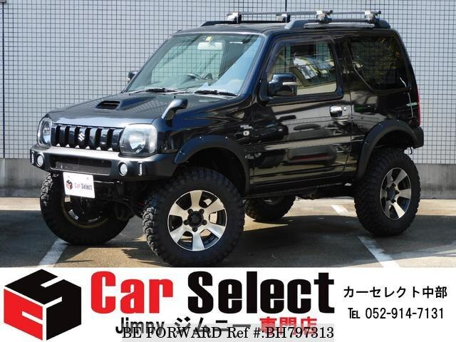 Used 2006 SUZUKI JIMNY BH797313 for Sale