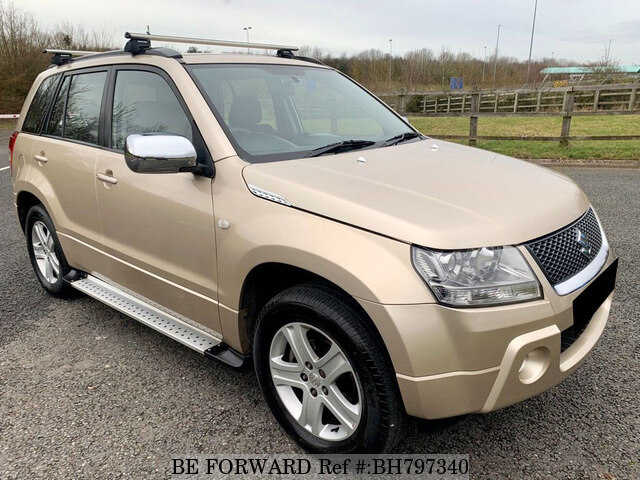 Used 2009 SUZUKI GRAND VITARA BH797340 for Sale