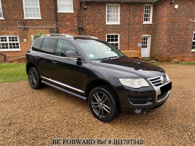 Used 2007 VOLKSWAGEN TOUAREG BH797342 for Sale