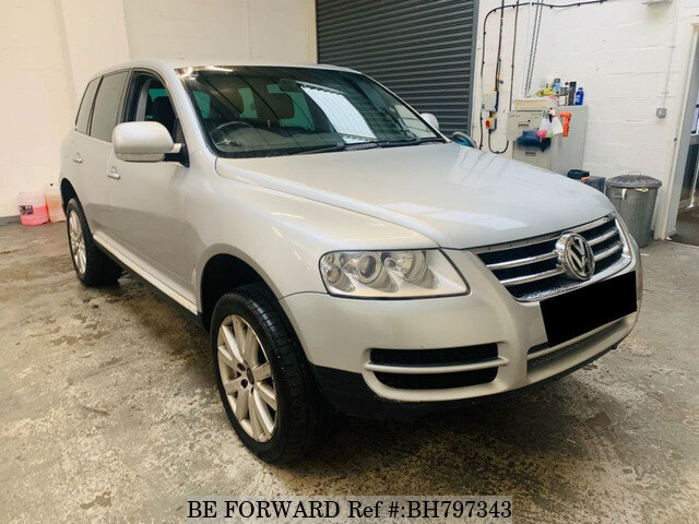 Used 2007 VOLKSWAGEN TOUAREG BH797343 for Sale