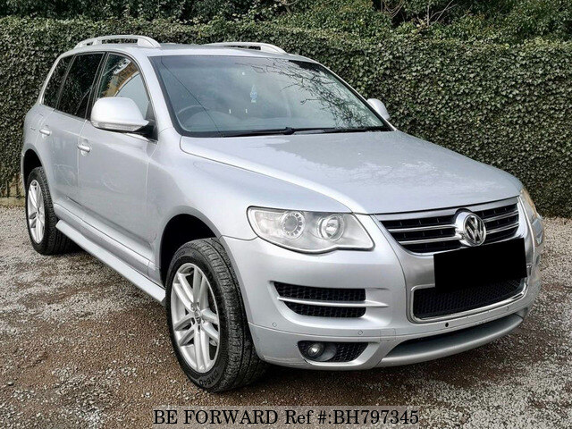 Used 2008 VOLKSWAGEN TOUAREG BH797345 for Sale