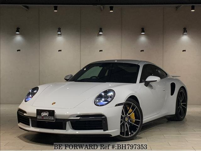 Used 2020 PORSCHE 911 BH797353 for Sale