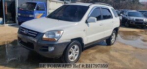 Used 2007 KIA SPORTAGE BH797359 for Sale