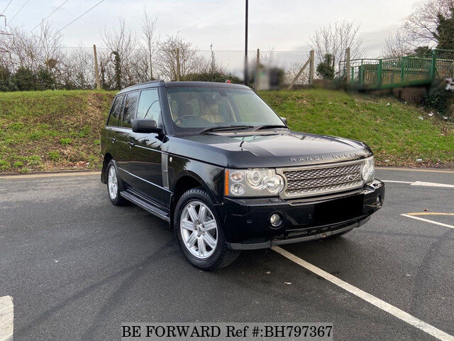 Used 2006 LAND ROVER RANGE ROVER BH797367 for Sale