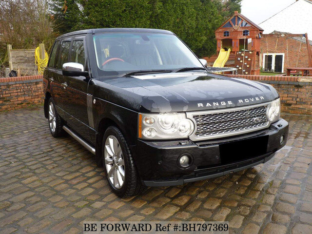 Used 2005 LAND ROVER RANGE ROVER BH797369 for Sale