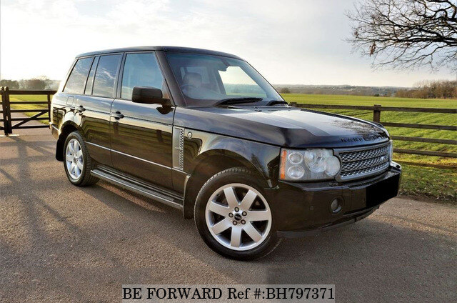 Used 2007 LAND ROVER RANGE ROVER BH797371 for Sale