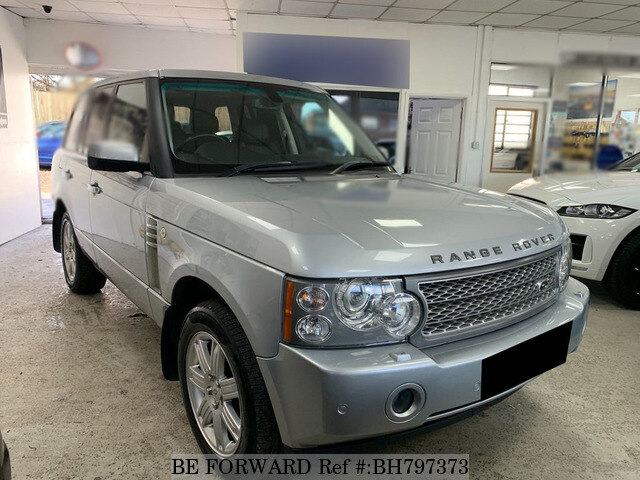 Used 2008 LAND ROVER RANGE ROVER BH797373 for Sale