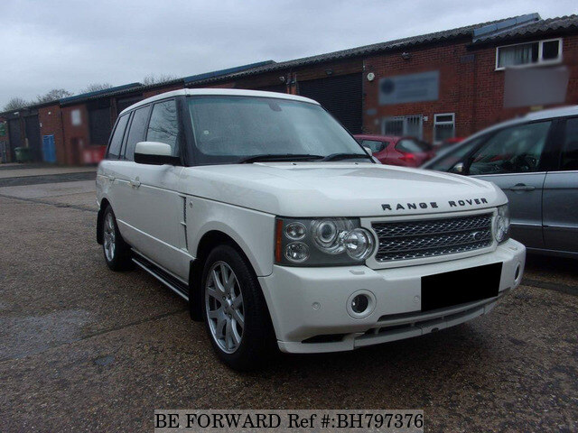 Used 2009 LAND ROVER RANGE ROVER BH797376 for Sale