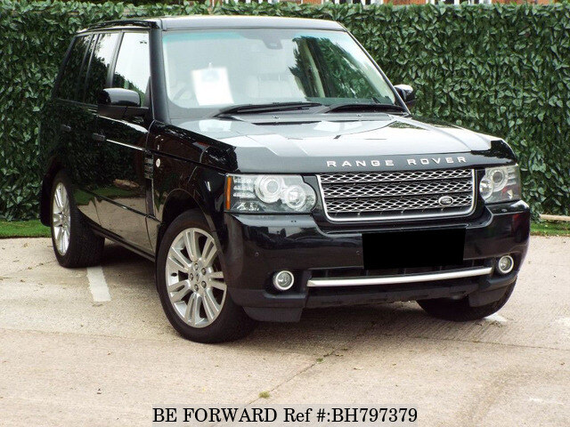 Used 2010 LAND ROVER RANGE ROVER BH797379 for Sale
