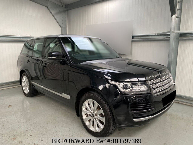 Used 2013 LAND ROVER RANGE ROVER BH797389 for Sale