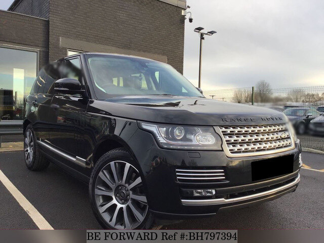 Used 2014 LAND ROVER RANGE ROVER BH797394 for Sale