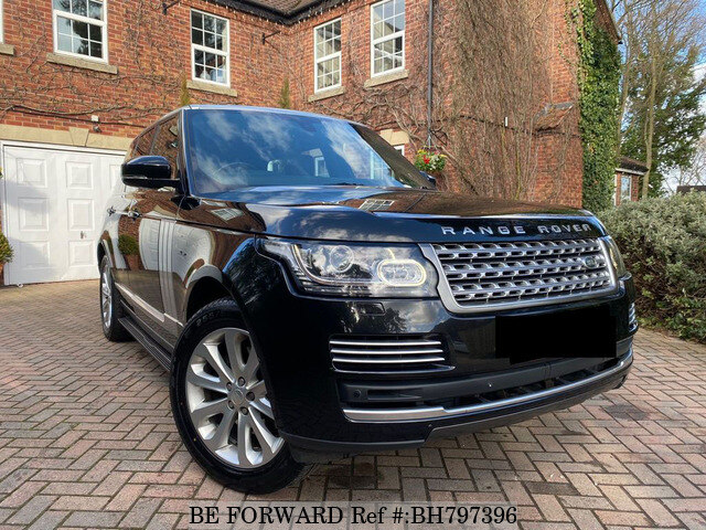 Used 2014 LAND ROVER RANGE ROVER BH797396 for Sale