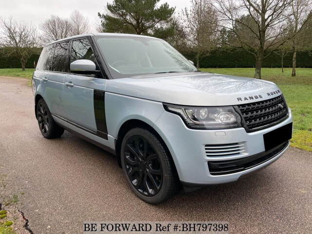 Used 2014 LAND ROVER RANGE ROVER BH797398 for Sale