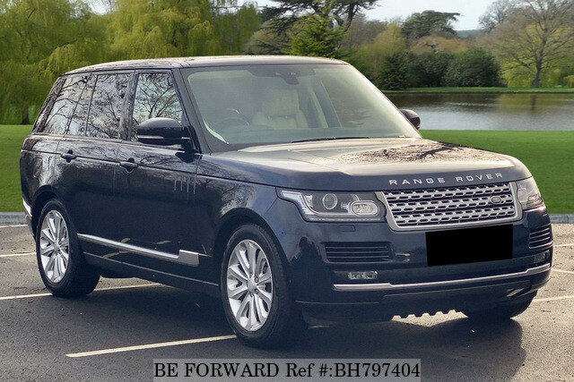 Used 2017 LAND ROVER RANGE ROVER BH797404 for Sale