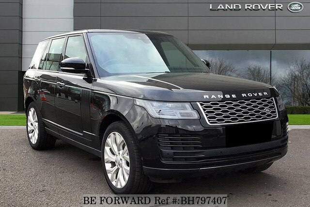Used 2019 LAND ROVER RANGE ROVER BH797407 for Sale