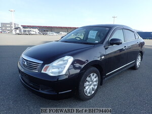 Used 2010 NISSAN BLUEBIRD SYLPHY BH794404 for Sale