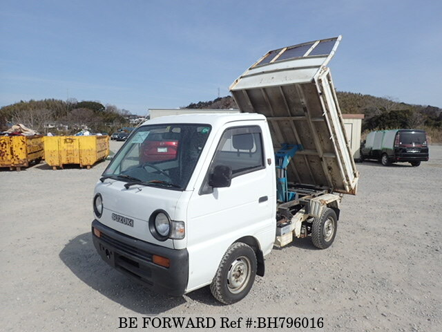 Used 1994 SUZUKI CARRY TRUCK BH796016 for Sale