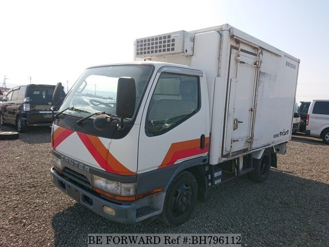 Used 1998 MITSUBISHI CANTER BH796112 for Sale