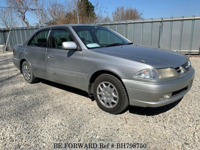 Used 2000 TOYOTA CARINA BH798750 for Sale