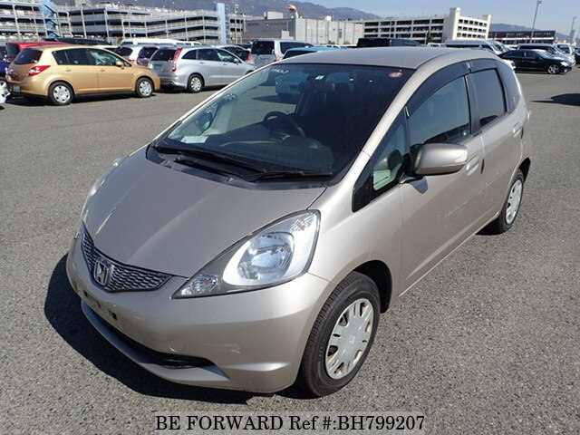 Used 2010 HONDA FIT BH799207 for Sale