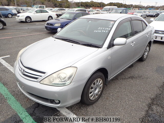 Used 2006 TOYOTA ALLION BH801199 for Sale