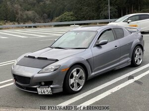 Used 2003 MAZDA RX-8 BH802306 for Sale
