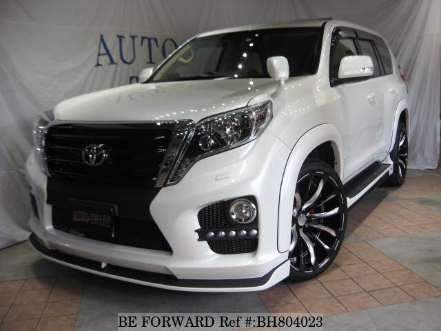 Used 2015 TOYOTA LAND CRUISER PRADO BH804023 for Sale