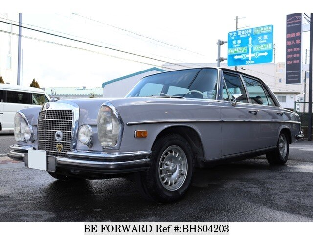 Used 1972 MERCEDES-BENZ MIDIUM CLASS BH804203 for Sale