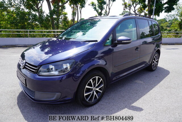 Used 2011 VOLKSWAGEN TOURAN BH804489 for Sale