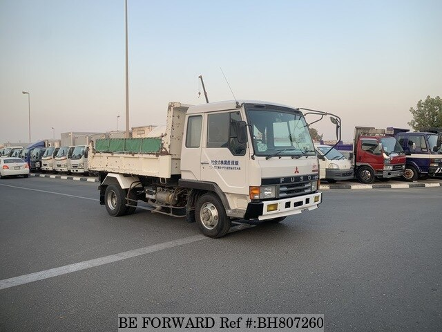 Used 1991 MITSUBISHI FIGHTER BH807260 for Sale