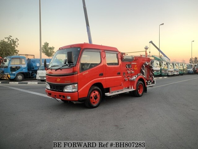 Used 2003 TOYOTA DYNA TRUCK BH807283 for Sale