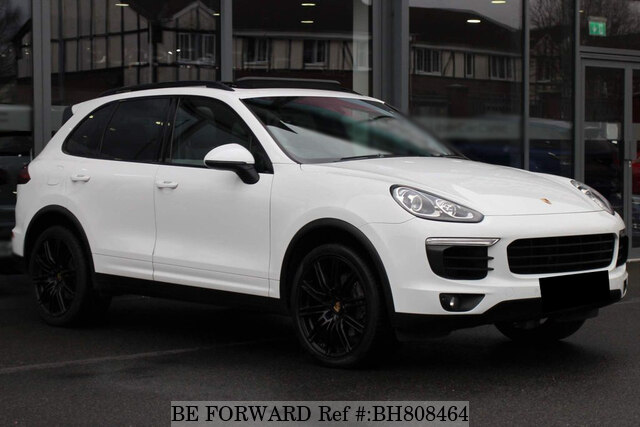 Used 2014 PORSCHE CAYENNE BH808464 for Sale