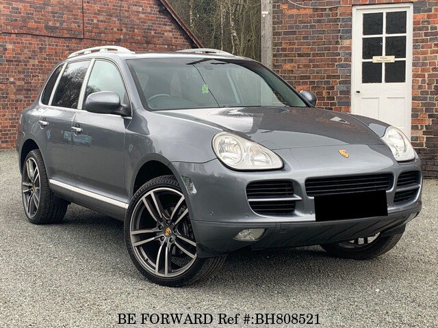 Used 2006 PORSCHE CAYENNE BH808521 for Sale