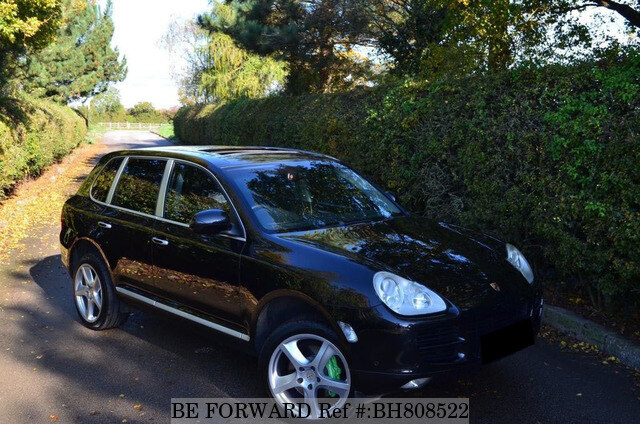 Used 2006 PORSCHE CAYENNE BH808522 for Sale