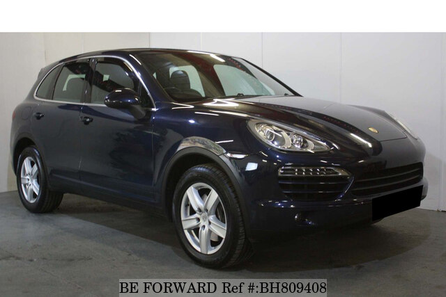 Used 2011 PORSCHE CAYENNE BH809408 for Sale