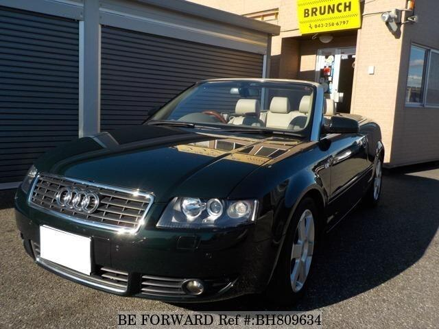 Used 2004 AUDI A4 BH809634 for Sale