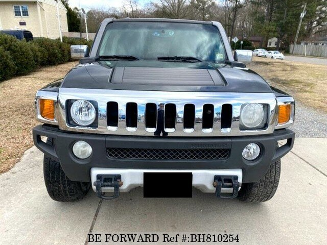 Used 2008 HUMMER H3 BH810254 for Sale