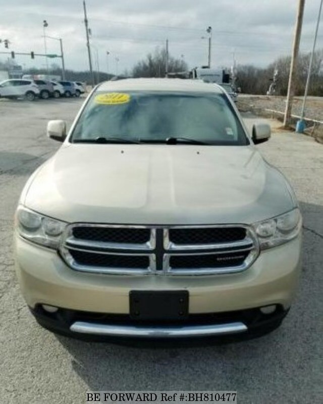 Used 2011 DODGE DURANGO BH810477 for Sale